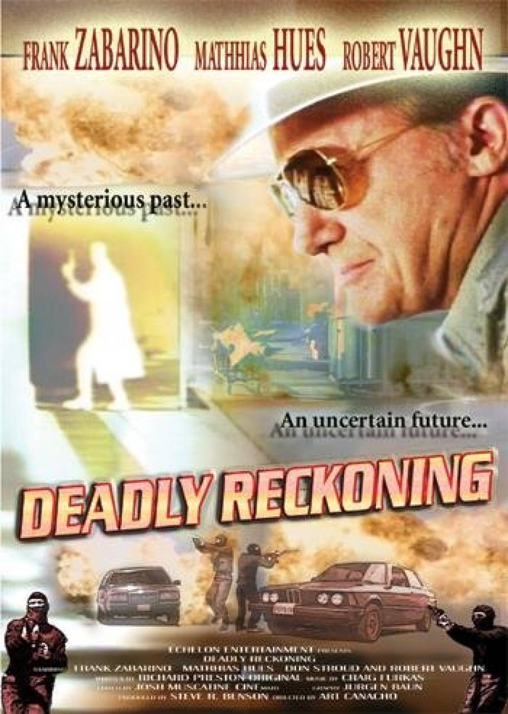 Deadly Reckoning (AKA The Company Man)