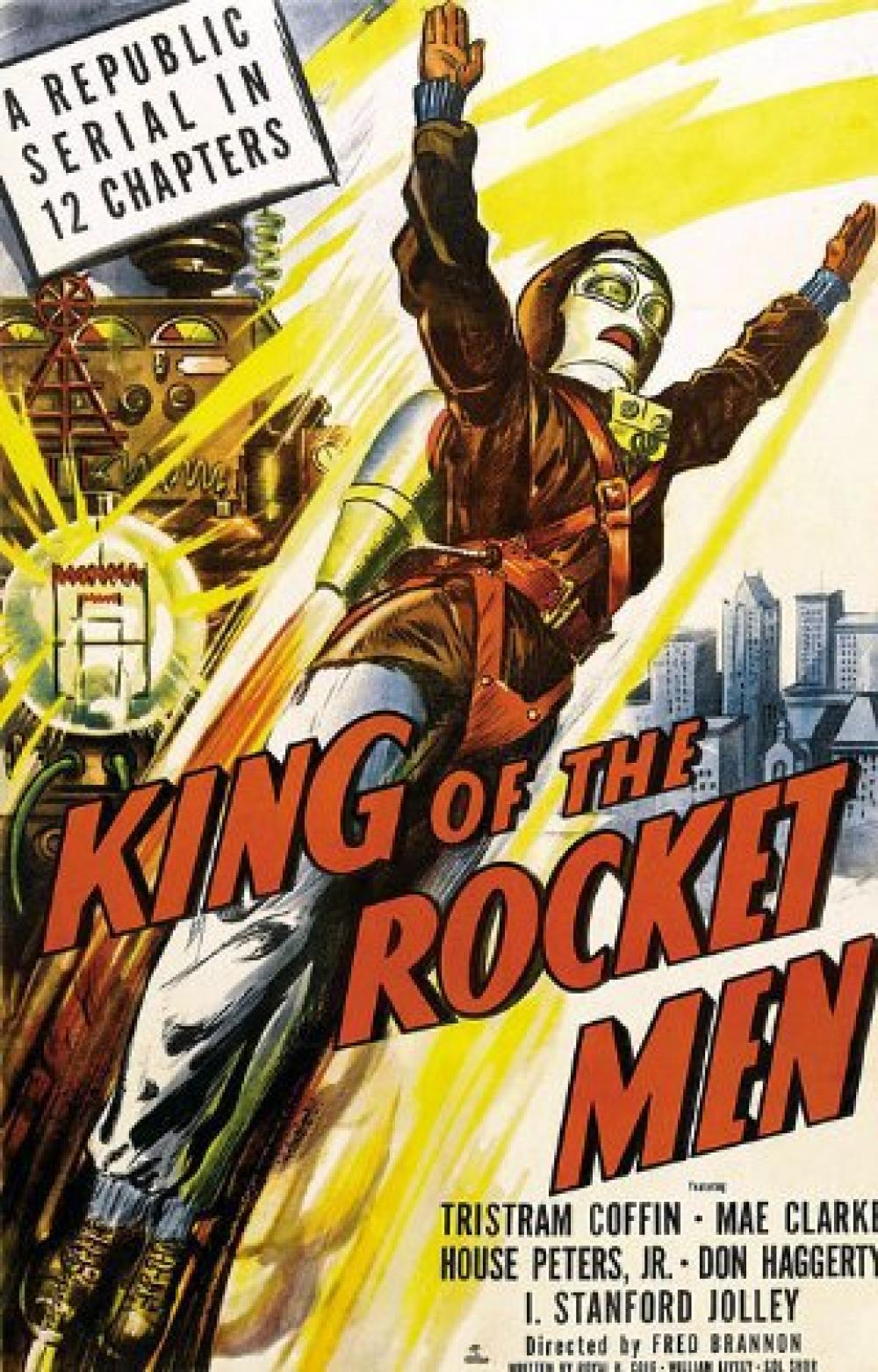 King Of Rocket Men