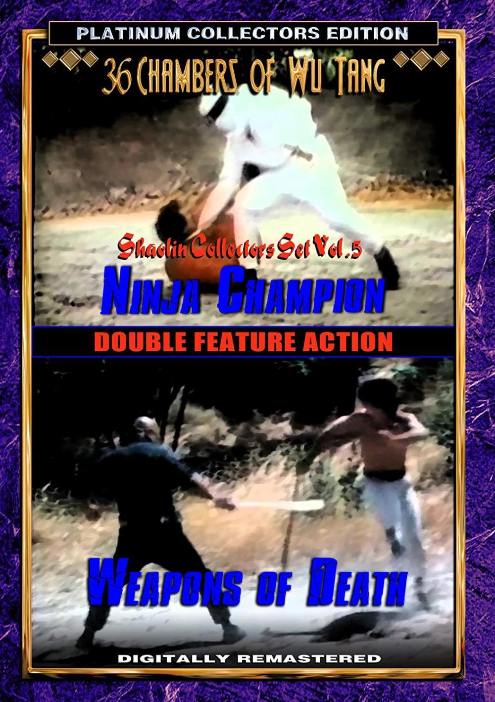 Ninja Champion/Weapons Of Death